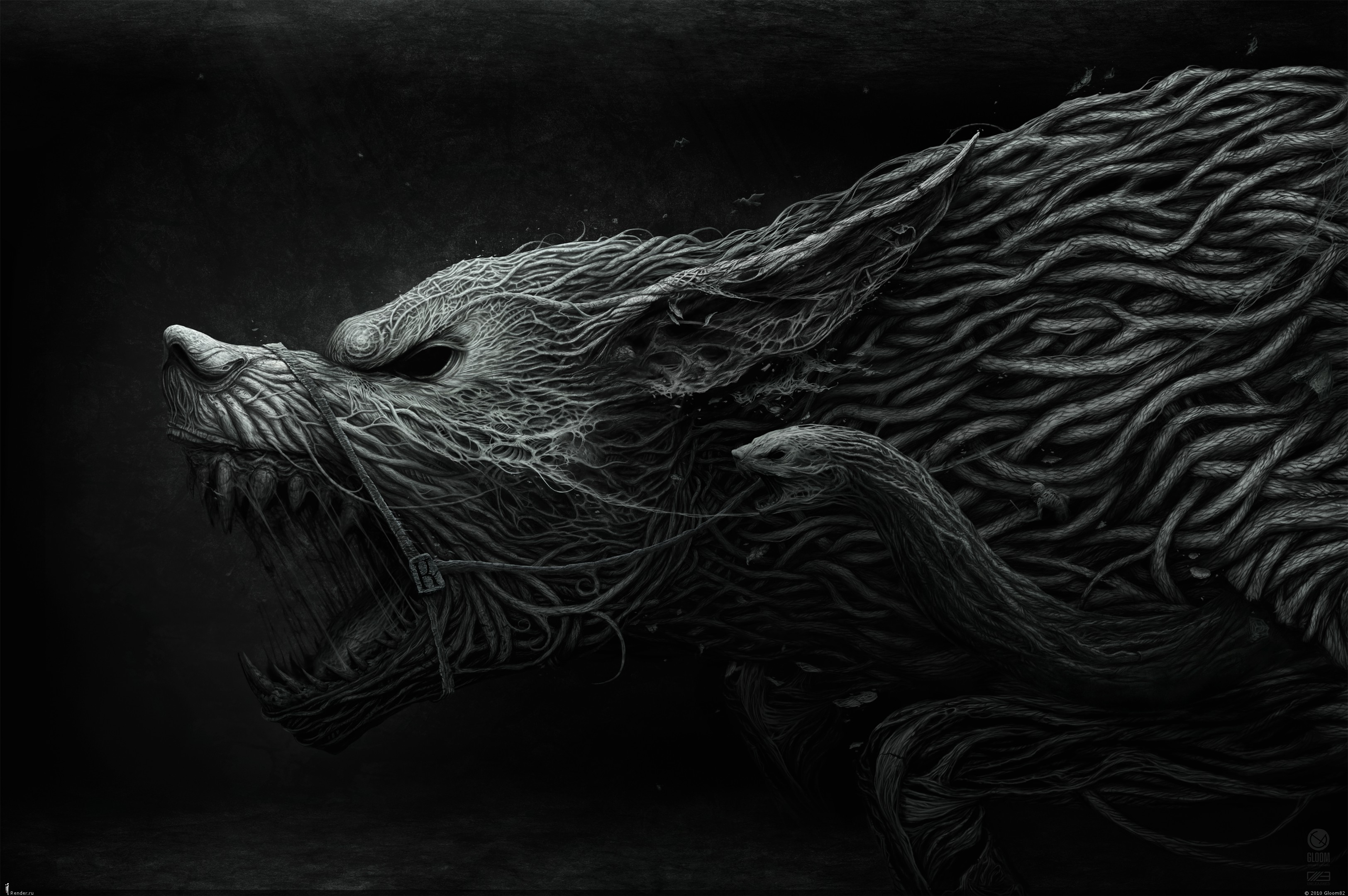 Anton Semenov - Black dream.jpg