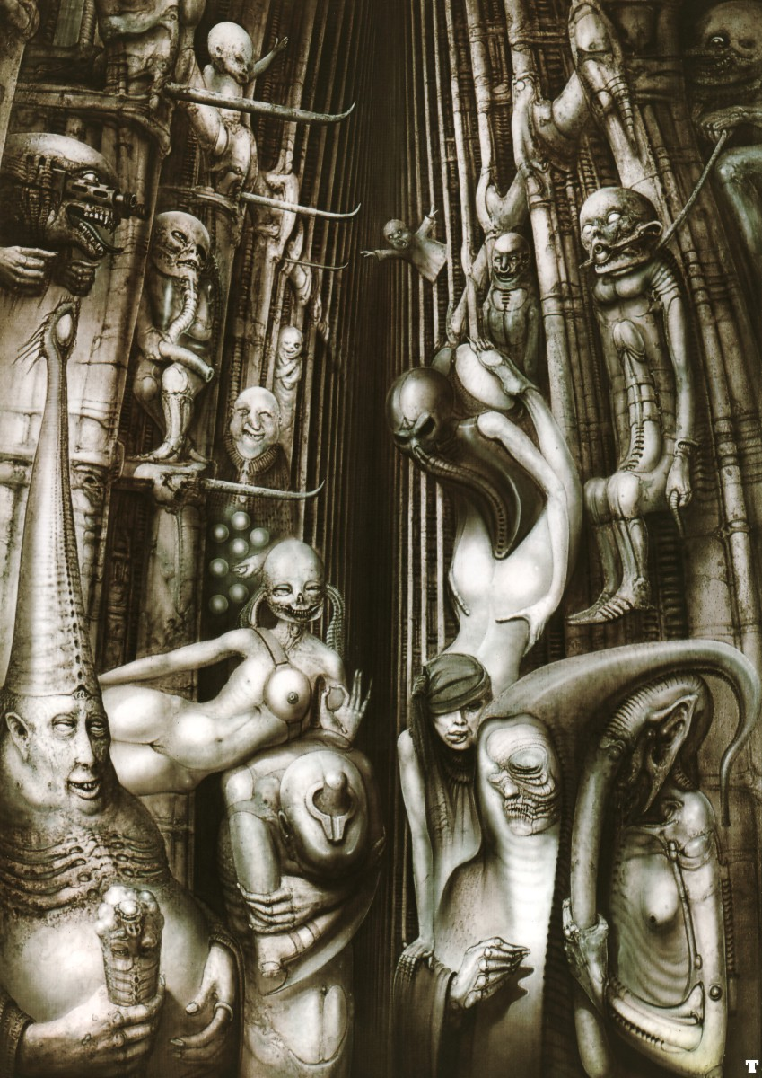 Giger-A Crowley The Beast 666.jpg